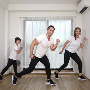 ダンスで楽しく痩せる動画!