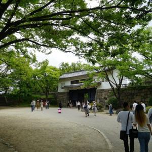 広大な歴史公園としての大阪城公園