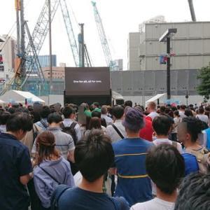 日本大金星!ラグビーワールドカップをパブリックビューイングで楽しみました‼
