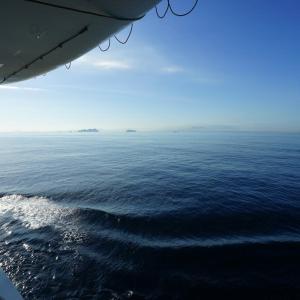 にっぽん丸 済州島と海峡花火・阿波おどりクルーズ クルーズ4日目の朝