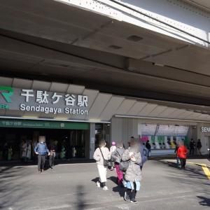 西武鉄道 ポイントDay散策 「2020幻のマラソン」名所をたどる!第1回