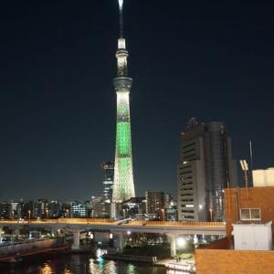 東京スカイツリーが一望できるこの場所は・・・