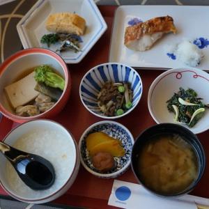 にっぽん丸 新春のオペラクルーズ 朝食