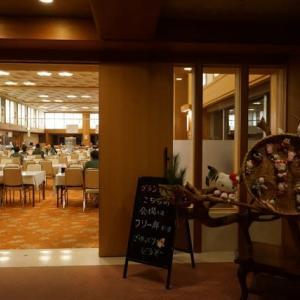 四万グランドホテル 夕食