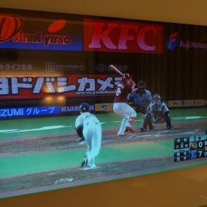 ザ・プリンスギャラリー 東京紀尾井町④ 野球観戦
