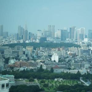 新宿副都心の眺望も楽しみましょう!