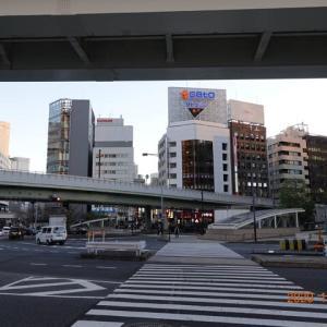 赤坂見附の街歩き