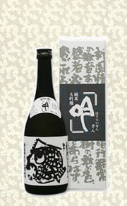 蓬莱泉 吟 純米大吟醸(関谷醸造)720ml