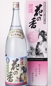 開運 花の香 純米吟醸(土井酒造場)1.8l