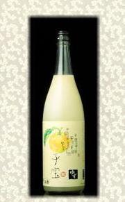 子宝ゆず(楯野川酒造)1.8L