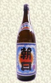 朝日黒糖焼酎(朝日酒造)30゜1.8L