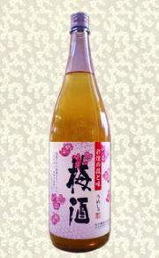 さつまの梅酒 白玉醸造 1.8L