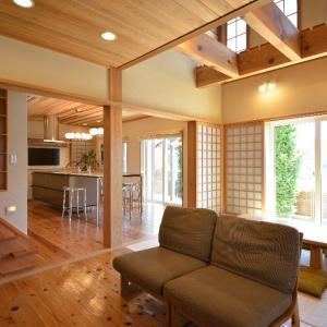 全館除湿でサラッと快適モデルハウス