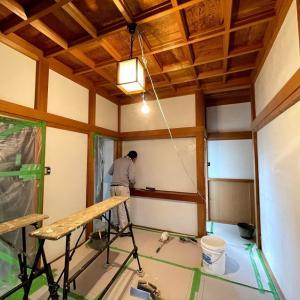 新・漆喰。カビのない空間を
