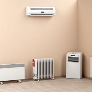 高断熱住宅でも暖房器具は必要です。