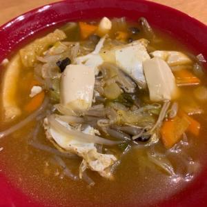 今夜も野菜スープ♪@家ごはん