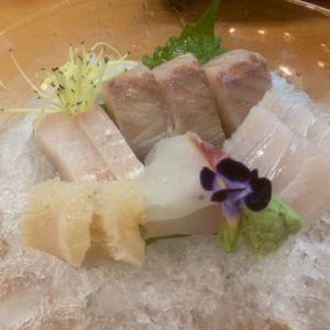 旅先ではお寿司が食べたくなる♪@福寿司