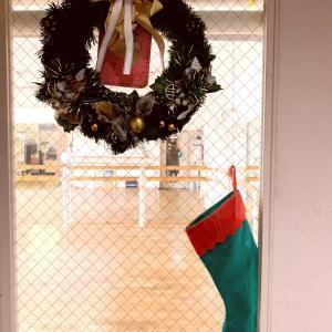 ダンススクールオーシャンもクリスマス
