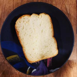 手作り食パンはふわふわ〜♡