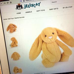 Jellycat London ジェリーキャット