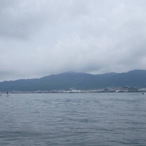 6月27日の琵琶湖 やっぱり時合いは一瞬。