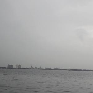 8月28日の琵琶湖 ちょっと出てない間に…