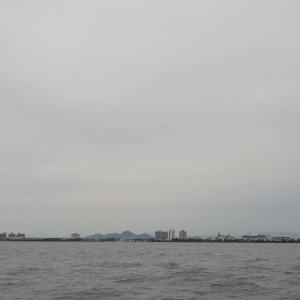 9月20日の琵琶湖 数釣りはじめました(笑)