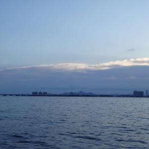 9月21日の琵琶湖 今日も数釣りでした。