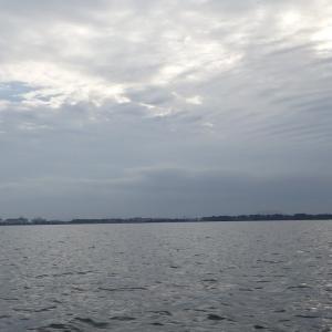 9月24日の琵琶湖 久しぶりにいい釣れっぷりでした。