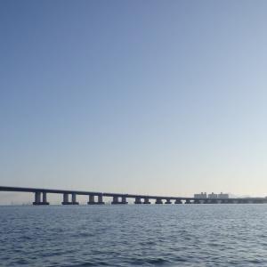 10月2日の琵琶湖 釣れるルアーはすこし変わりましたが…