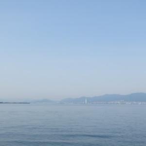 6月8日の琵琶湖 暑さが続きますが…