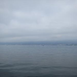 6月30日の琵琶湖 何事もなかったわけではないのです。