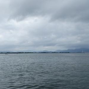 7月18日の琵琶湖 更新、そしてまた更新(笑)