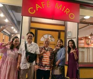 閉店していた〜 (´;ω;`) カフェミロの懐かしいお料理!