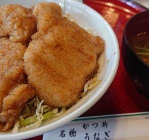 ソース カツ丼(ロース)