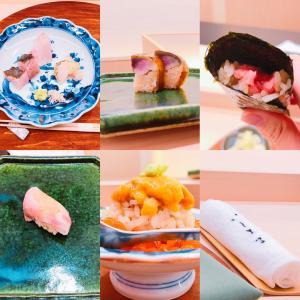 おいしいお寿司でした
