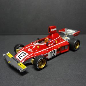 あの頃の、フェラーリのF1