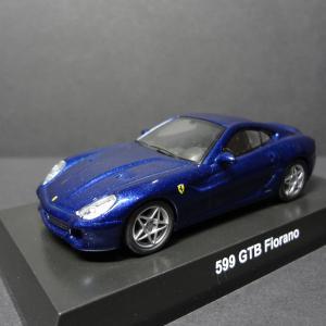 <京商1/64> フェラーリ 599GTBフィオラノ