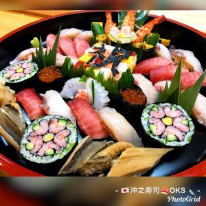 持ち帰り寿司の注文