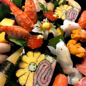 初節句 お祝いお寿司