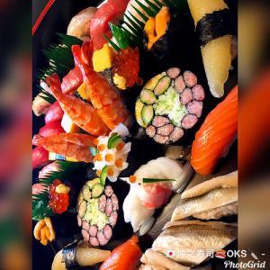 お祝い寿司テイクアウト