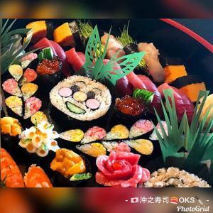 テイクアウト寿司の予約