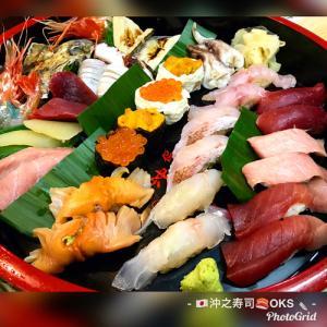 大将おまかせツマミと寿司