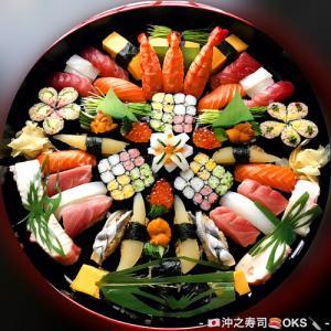 テイクアウト盛り込み寿司注文
