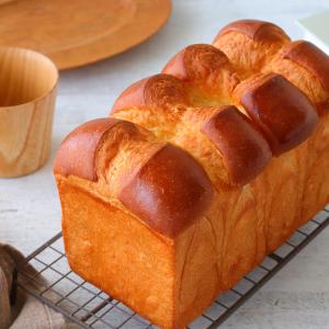 リッチ食パンでワンプレートごパンとチョコレート
