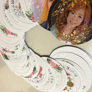 令和姫カード〜サンプル出来上がってきました〜
