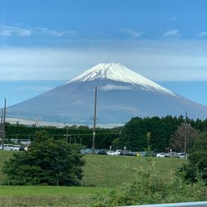 隠れひふみの日ってご存知でしたぁ???富士は晴れたり日本晴れ❣️