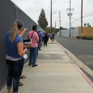 DMV 免許の更新
