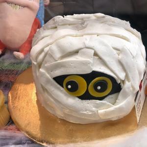 ハロウィン ケーキ