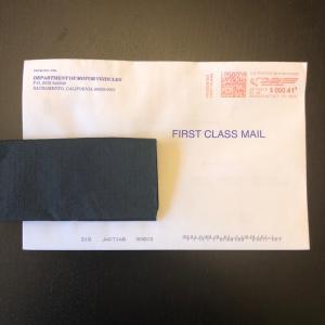 なんやねん!って思った郵便物。
